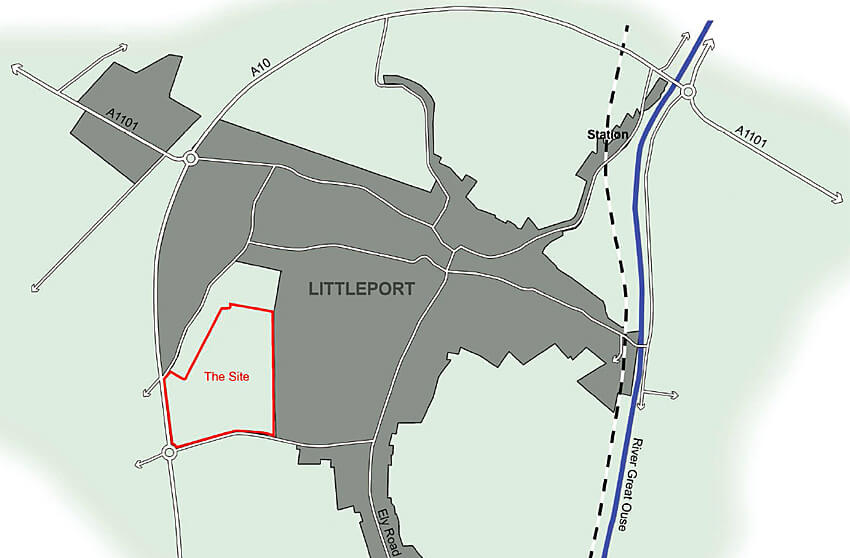 GrangeLn-Littleport-location