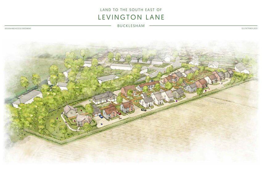 Levington Lane, Bucklesham